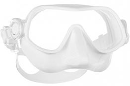 Subgear Maske Steel Pro (weiß) - 1