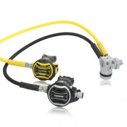 Apeks Atemregler XTX 100 mit XTX 40 Oktopus- geprüft und montiert - 1